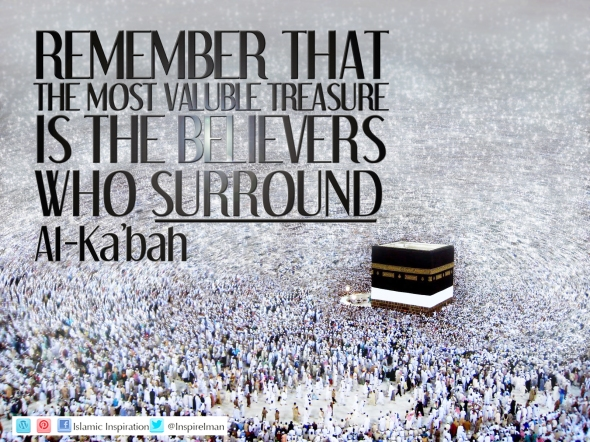 More Valuable than the Ka'bah?