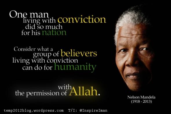 In Memory of Mandela (Special Post)